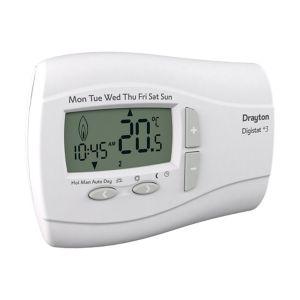 Drayton 22083BQ 3 Room Thermostat