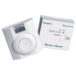 View Drayton RF601BQ Thermostat details