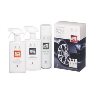 Image of Autoglym Car Wheel Care Kit