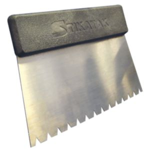 View Stikatak Black Adhesive Spreader (W)125mm (L)2.0m details