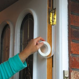 View Stormguard PVC Self Adhesive Weather Strip, (L)5m details