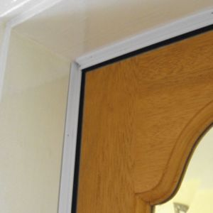 View Stormguard PVC/ Brush Door Seal, (L)5.03m details