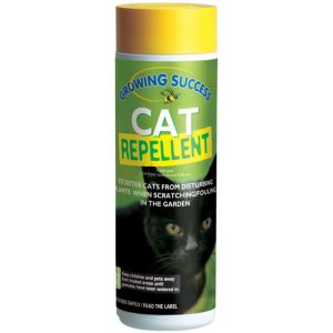 View Growing Success Cat Repellent details
