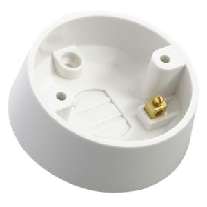 View MK White 16A Switch Mounting Block details