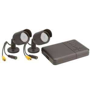 View Response Black Wired CCTV Kit CWK3 details
