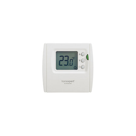 Honeywell homeexpert digital thermostat departments for Th 450 termostato