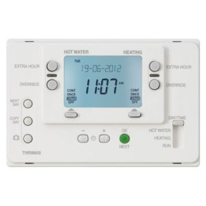 View Honeywell THR860SUK Channel Timer details