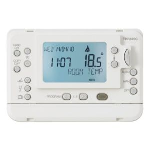 View Honeywell  Homeexpert THR870CUK Programmable Thermostat details