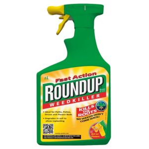 Roundup Fast Action Ready to Use Weed Killer 1L
