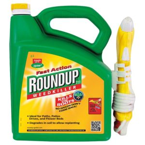 View Roundup Fast Action Ready to Use Weed Killer 5L details