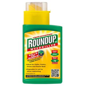 View Roundup Concentrate Weed Killer 280ml details