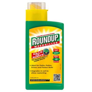 View Roundup Concentrate Weed Killer 540ml details