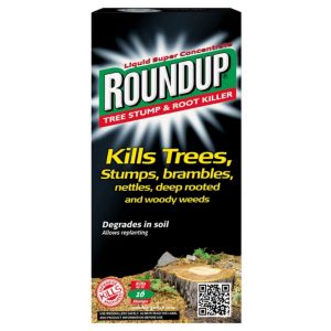 View Roundup Concentrate Tree Stump & Root Killer 250ml details