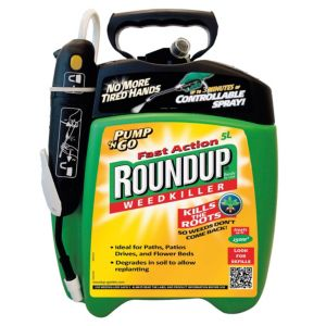 Image of Roundup Fast Action Pump 'N' Go Weed Killer 5L