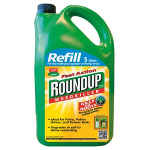 View Roundup Fast Action Refill Weed Killer 5L details