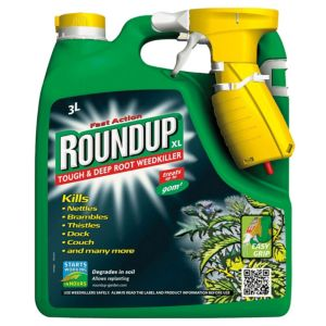 View Roundup Tough & Deep Root Ready To Use Weed Killer 3L details