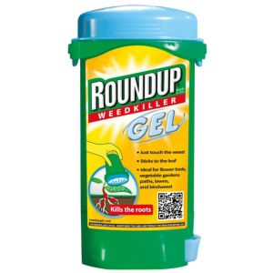 Image of Roundup Gel Ready to Use Weed Killer 150ml