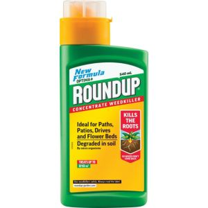 Image of Roundup Fast Action Concentrate Weed Killer 540ml 0.62kg