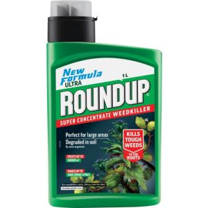 Image of Roundup Fast Action Concentrate Weed Killer 1L 1.39kg
