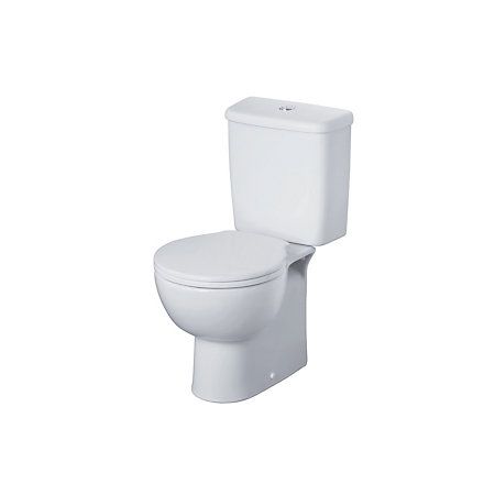ideal standard space close coupled toilet with standard. Black Bedroom Furniture Sets. Home Design Ideas