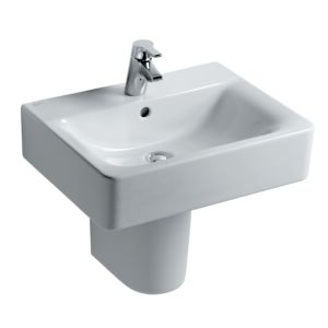 View Ideal Standard Senses Cube Semi Pedestal Basin details