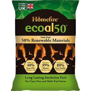 View Ecoal Smokeless Solid Fuel 10kg Pack details