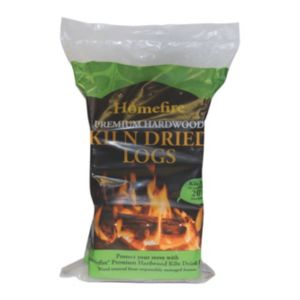 Image of Homefire Kiln dried logs 10kg Pack