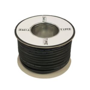 View Tower Black PVC Cable 240V 10A 3-Core 1.0mm� - 5m details