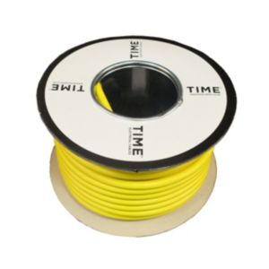 View Tower Yellow PVC Artic Cable 240V 16A 3-Core 1.5mm² - 25m details