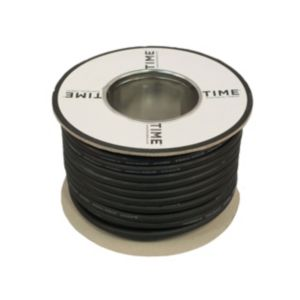 View Tower Black Rubber Cable 240V 25A 3-Core 2.5mm² - 25m details