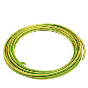 View Tower Green & Yellow Single Core Cable 4mm� (L)5m details