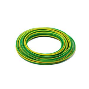 View Tower Green & Yellow Single Core Cable 4mm� (L)10m details