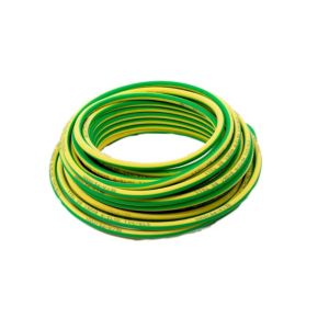 View Tower Green & Yellow Single Core Cable 10mm� (L)10m details