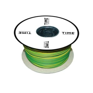View Tower Green & Yellow Single Core Cable 10mm� (L)25m details