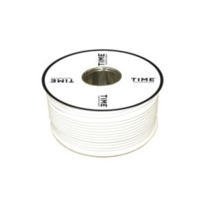View Tower White Coaxial Cable, (L)100m details