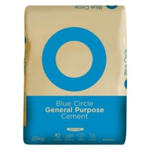 Image of Blue Circle General purpose Cement 25kg Bag