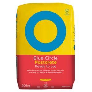 Image of Blue Circle Postcrete Ready to use Concrete 20kg Bag
