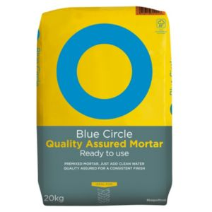 View Blue Circle Ready to Use Mortar 20kg details