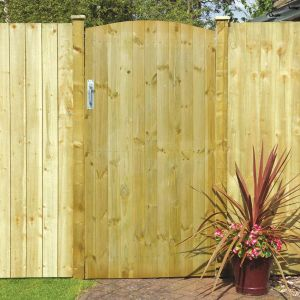View Grange Timber Gate (H)1.8m (W)900mm details