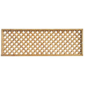 View Highgrove Timber Square Trellis Panel (H)1.83m (W)320mm details
