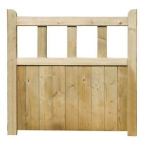 View Grange Timber Solid Infill Gate (H)0.9m (W)0.9m details