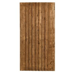View Grange Timber Weston Closeboard Gate (H)1.8m (W)0.9m details
