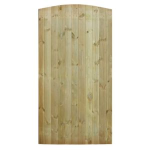 View Grange Timber Ledged & Braced Gate (H)1.8m (W)0.9m details