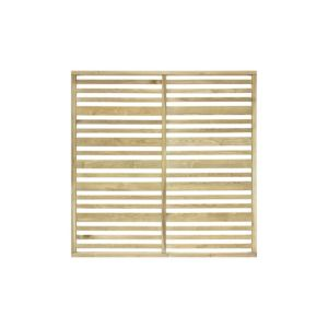 Urban Natural Garden Screen (H)1.8M (W)1.8 M  Pack of 5
