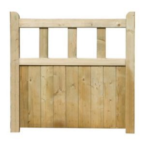 View Grange Timber Infill Gate (H)900mm (W)900mm details