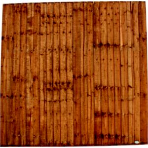 View Superior Timber Closeboard Panel (W)1.83m (H)1.5m details