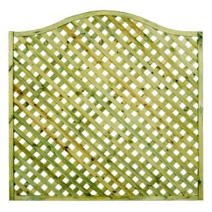 View Woodbury Timber Lattice Trellis Panel (H)1.05m (W)1.8m details