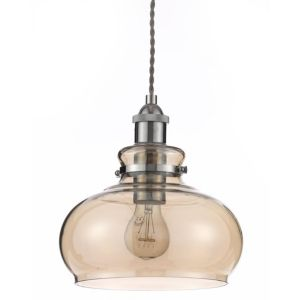 Image of Drew Champagne Pendant Ceiling Light