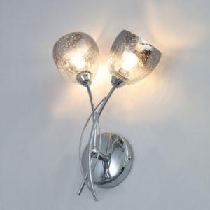 Image of Ersa Chrome effect Double Wall light