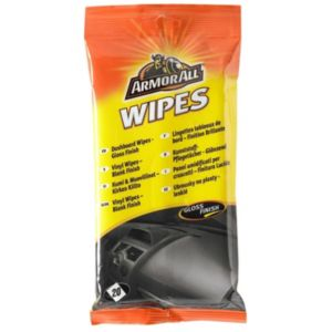 Image of Armor All Dashboard Wipe Pack of 20